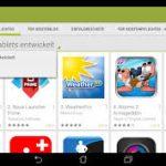 Четыре фактора, позволяющие улучшить представление приложения в Google